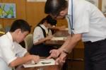 平成30年度体験入学<三宅中学校>【39】