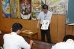 平成30年度体験入学<三宅中学校>【44】