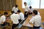 平成30年度体験入学<三宅中学校>【59】