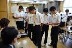 平成30年度体験入学<三宅中学校>【60】