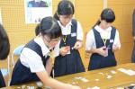 平成30年度体験入学<三宅中学校>【65】