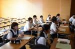 平成30年度体験入学<三宅中学校>【74】