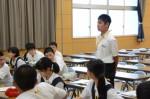 平成30年度体験入学<三宅中学校>【79】