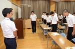 平成30年度体験入学<三宅中学校>【83】