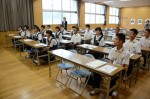 平成30年度体験入学<日佐中学校>【8】