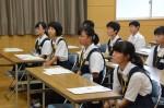 平成30年度体験入学<日佐中学校>【9】