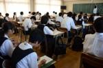 平成30年度体験入学<日佐中学校>【27】