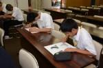 平成30年度体験入学<日佐中学校>【31】