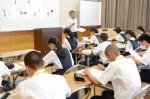 平成30年度体験入学<日佐中学校>【38】