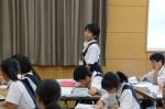 平成30年度体験入学<日佐中学校>【79】