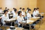 平成30年度体験入学<三国中学校>【6】