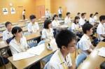 平成30年度体験入学<三国中学校>【9】