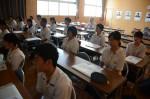 平成30年度体験入学<三国中学校>【14】