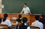 平成30年度体験入学<三国中学校>【36】