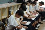 平成30年度体験入学<三国中学校>【40】