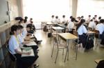 平成30年度体験入学<三国中学校>【48】