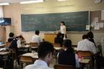 平成30年度体験入学<三国中学校>【50】