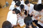 平成30年度体験入学<三国中学校>【69】
