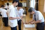 平成30年度体験入学<三国中学校>【80】
