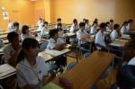 平成30年度体験入学<三国中学校>【92】