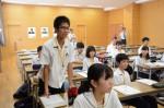 平成30年度体験入学<三国中学校>【95】