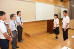 平成30年度体験入学<三国中学校>【98】