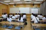 平成30年度体験入学<南陵中学校>【3】