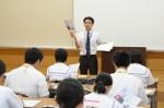 平成30年度体験入学<南陵中学校>【9】