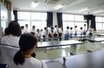 平成30年度体験入学<南陵中学校>【18】