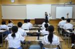 平成30年度体験入学<南陵中学校>【25】