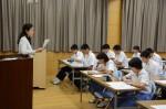 平成30年度体験入学<南陵中学校>【27】