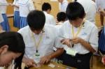 平成30年度体験入学<南陵中学校>【39】