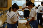 平成30年度体験入学<南陵中学校>【41】