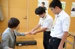 平成30年度体験入学<南陵中学校>【42】