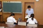 平成30年度体験入学<南陵中学校>【55】