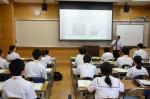 平成30年度体験入学<南陵中学校>【61】
