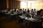 平成30年度体験入学<南陵中学校>【63】