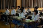 平成30年度体験入学<南陵中学校>【64】