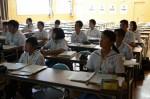 平成30年度体験入学<南陵中学校>【65】