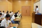 平成30年度体験入学<南陵中学校>【71】