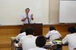 平成30年度体験入学<南陵中学校>【73】