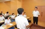 平成30年度体験入学<南陵中学校>【75】