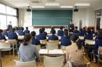 平成30年度体験入学<太宰府西中学校>【2】