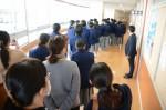 平成30年度体験入学<太宰府西中学校>【10】