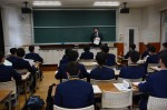 平成30年度体験入学<太宰府西中学校>【34】