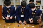 平成30年度体験入学<太宰府西中学校>【49】