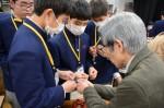 平成30年度体験入学<太宰府西中学校>【50】