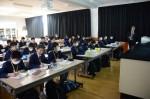 平成30年度体験入学<太宰府西中学校>【62】