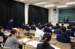 平成30年度体験入学<太宰府西中学校>【63】