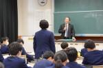 平成30年度体験入学<太宰府西中学校>【65】